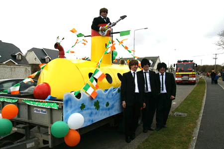 St Patricks Day Parade Clane 2010 Photo 01