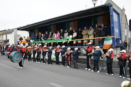 St Patricks Day Parade Clane 2010 Photo 02