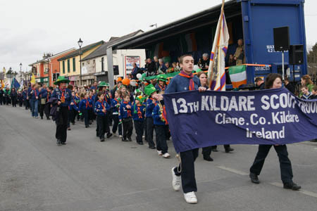 St Patricks Day Parade Clane 2010 Photo 04