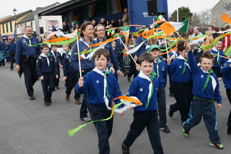 St Patricks Day Parade Clane 2010 Photo 05