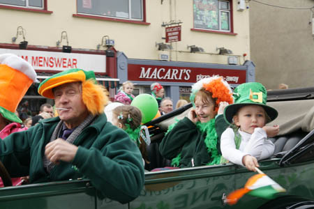 St Patricks Day Parade Clane 2010 Photo 06