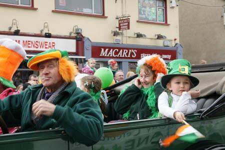 St Patricks Day Parade Clane 2010 Photo 06
