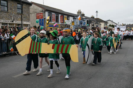 St Patricks Day Parade Clane 2010 Photo 08