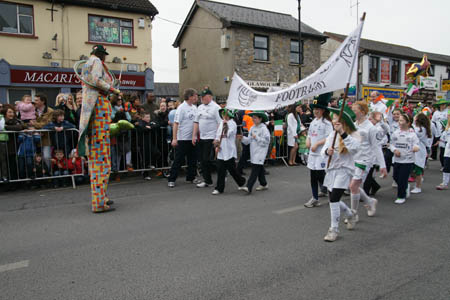 St Patricks Day Parade Clane 2010 Photo 09