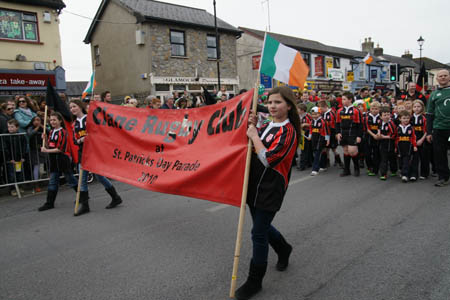 St Patricks Day Parade Clane 2010 Photo 11