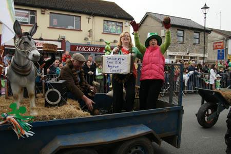 St Patricks Day Parade Clane 2010 Photo 12