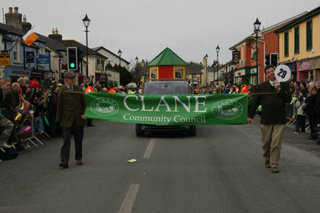 St Patricks Day Parade Clane 2010 Photo 13