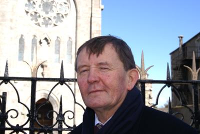 Committee member Brendan Weld