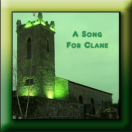 Clane Festival CD 2016 Front
