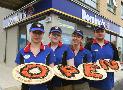 Dominos Pizza Clane