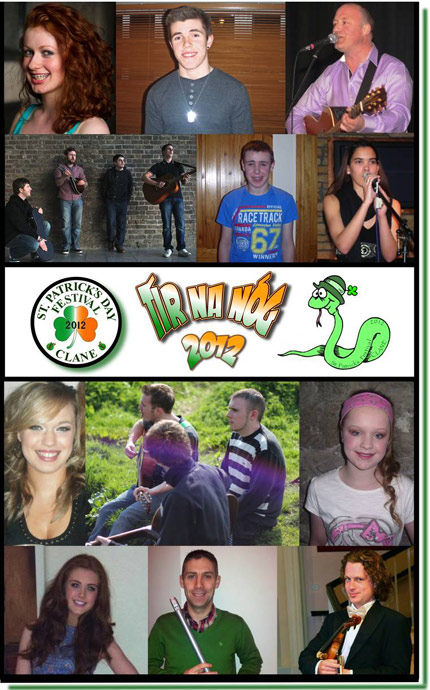 CD Tir Na Nog Artists