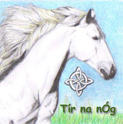 CD Tir Na Nog White Horse