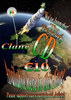 CD Tir Na Nog Poster