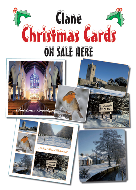Christmas Cards 2013 now available