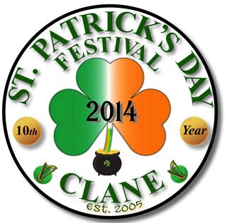 Clane Festival Logo 2014