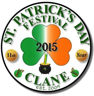 Clane Festival Logo 2015