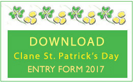 Download Clane Parade Entry Form 2017