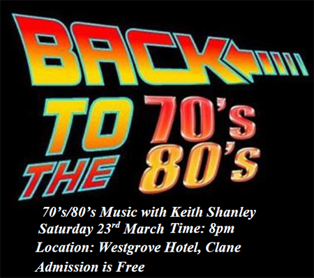 Clane Festival - Back To The 70s/80s