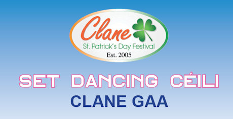 Clane Festival Set Dancing Ceili 2020